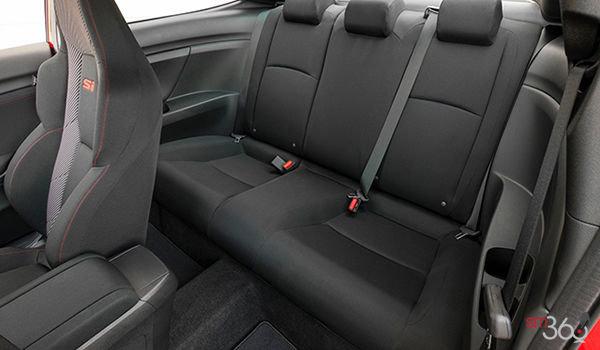 2018 Honda Civic Coupe SI | Photo 2 | Black Fabric