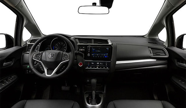 2018 Honda Fit EX-L NAVI | Photo 3 | Black Leather