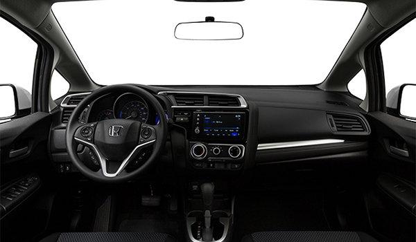 2018 Honda Fit LX-SENSING | Photo 3 | Black Fabric