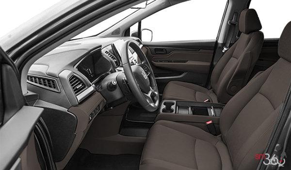 2018 Honda Odyssey EX-RES | Photo 1 | Brown Fabric