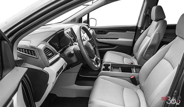 2018 Honda Odyssey EX-RES | Photo 1 | Grey Fabric