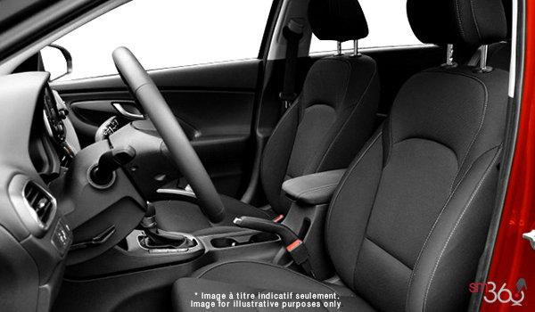 2018 Hyundai Elantra GT GL | Photo 1 | Black Cloth