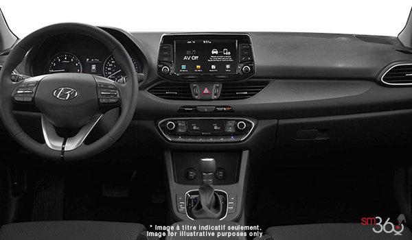 2018 Hyundai Elantra GT GL | Photo 3 | Black Cloth