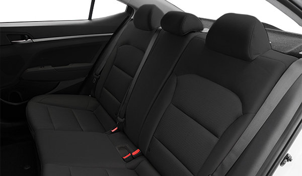 2018 Hyundai Elantra GL | Photo 2 | Black Cloth