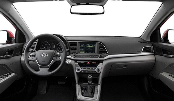 2018 Hyundai Elantra GLS | Photo 3 | Grey Leather
