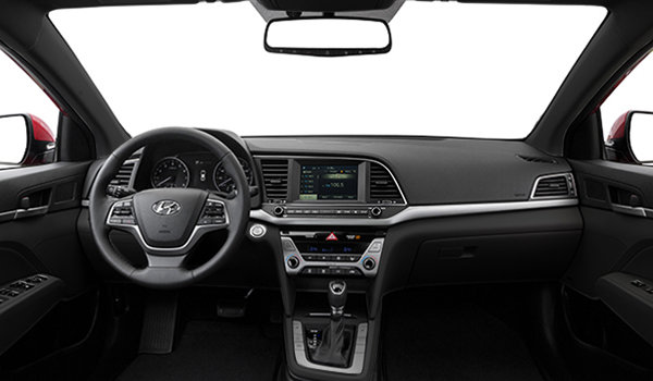 2018 Hyundai Elantra GLS | Photo 3 | Black Leather