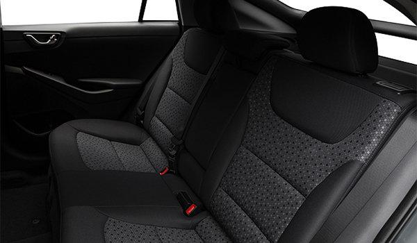 2018 Hyundai Ioniq Electric Plus SE | Photo 2 | Black Cloth