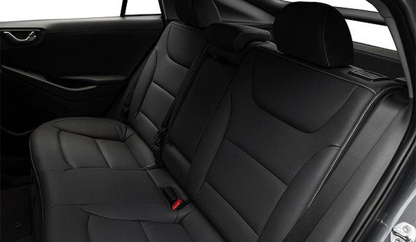 2018 Hyundai Ioniq Hybrid LIMITED/TECH | Photo 2 | Black Leather