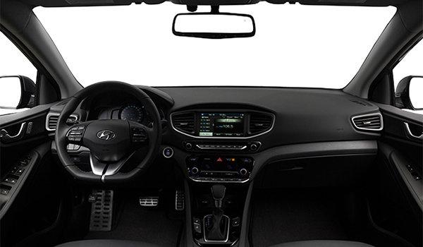 2018 Hyundai Ioniq Hybrid LIMITED/TECH | Photo 3 | Black Leather