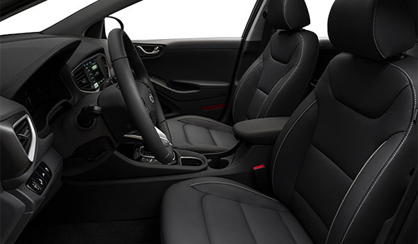 2018 Hyundai Ioniq Hybrid LIMITED | Photo 1 | Black Leather