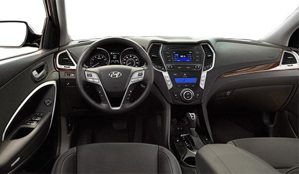 2018 Hyundai Santa Fe Sport 2.4 L PREMIUM | Photo 3 | Black Cloth