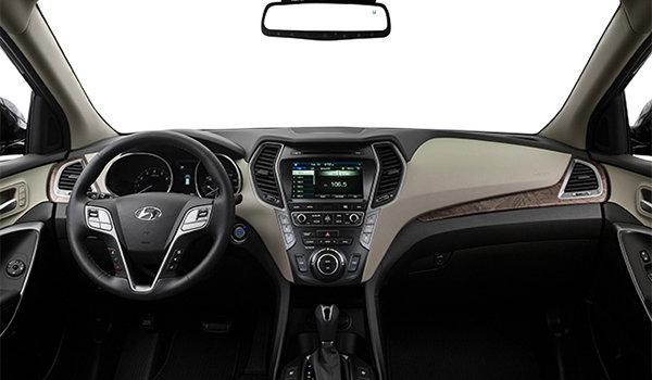 2018 Hyundai Santa Fe XL LIMITED | Photo 3 | Beige Leather