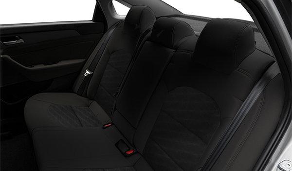 2018 Hyundai Sonata 2.4 SPORT | Photo 2 | Black Leather/Cloth