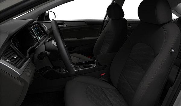 2018 Hyundai Sonata 2.4 SPORT | Photo 1 | Black Leather/Cloth