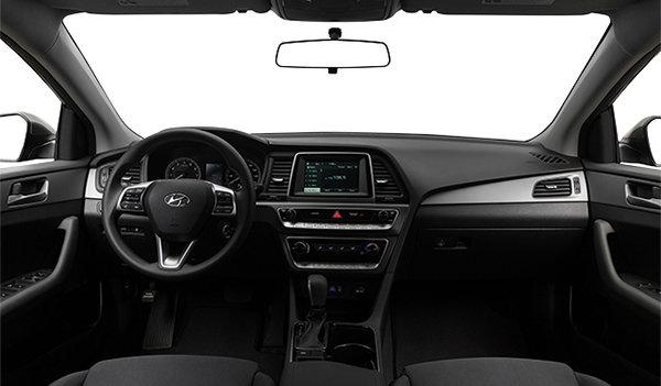 2018 Hyundai Sonata GL | Photo 3 | Black Cloth