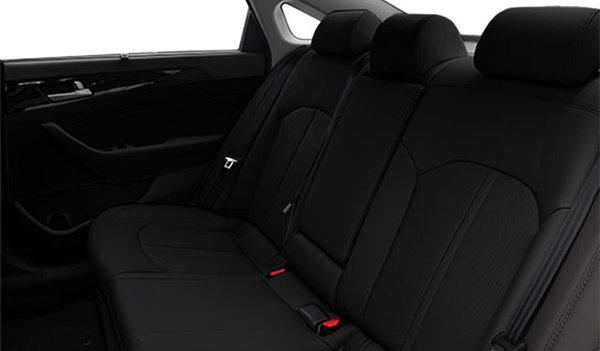 2018 Hyundai Sonata LIMITED | Photo 2 | Black Leather