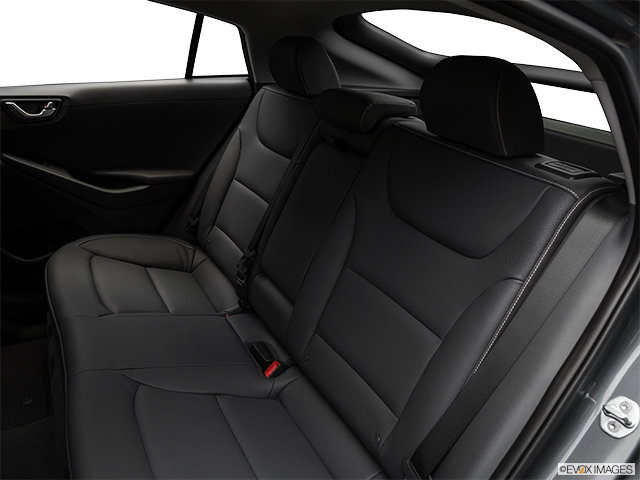 2018 Hyundai IONIQ electric LIMITED | Photo 2 | Black Leather