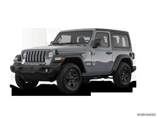 Jeep Wrangler Sport S 2018