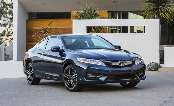 Spécifications de la Honda Accord 2017