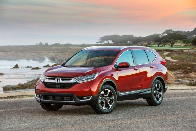 2017 Honda CR-V versus 2017 Nissan Rogue: two interesting compact SUVs