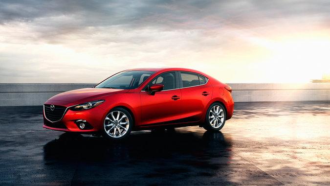 2016 Mazda3: So much goodness