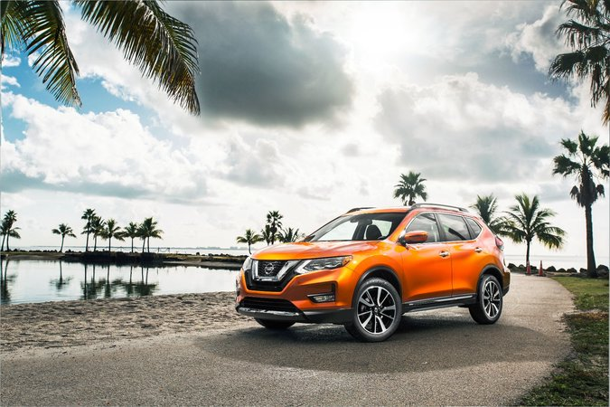 2017 Nissan Rogue: an easy to understand popularity
