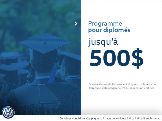 Programme pour diplomés Volkswagen
