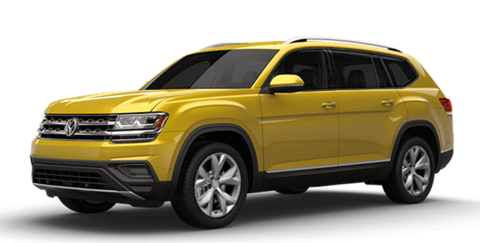 2018 Volkswagen Atlas: An SUV the Whole Family Will Love