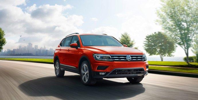 2018 Volkswagen Tiguan: The Ideal Crossover