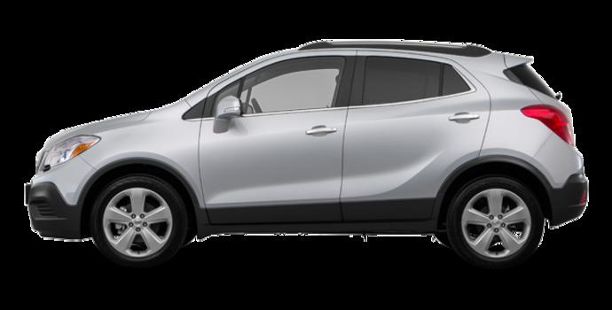 2016 Buick Encore BASE | Photo 4 | Quicksilver Metallic