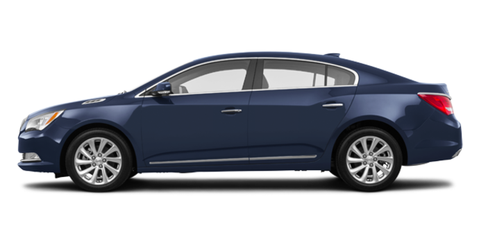 2016 Buick LaCrosse LEATHER | Photo 4 | Dark Sapphire Blue Metallic