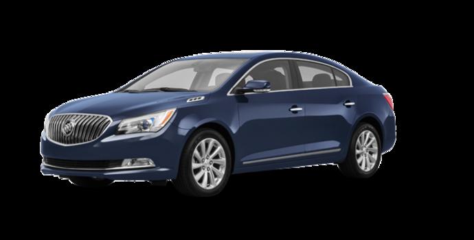 2016 Buick LaCrosse PREMIUM | Photo 6 | Dark Sapphire Blue Metallic
