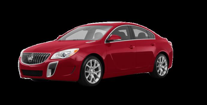 2016 Buick Regal GS | Photo 6 | Crimson Red