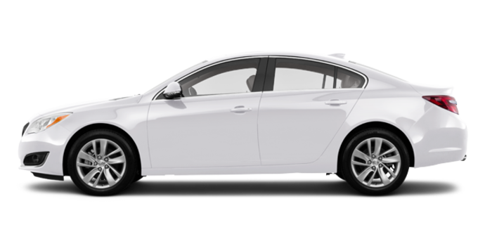 2016 Buick Regal Sportback PREMIUM I | Photo 4 | White Frost