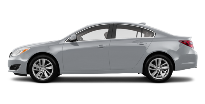 2016 Buick Regal Sportback PREMIUM I | Photo 4 | Quicksilver Metallic