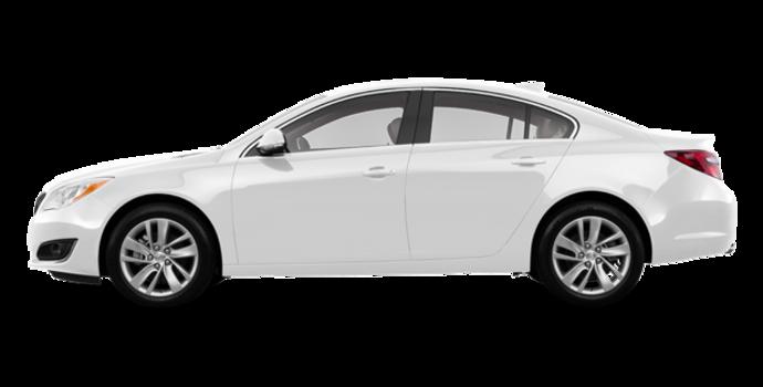 2016 Buick Regal PREMIUM I | Photo 4 | Summit White