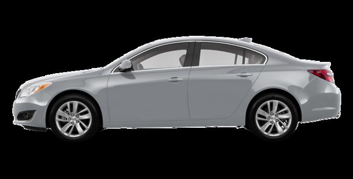 2016 Buick Regal Sportback PREMIUM II | Photo 4 | Quicksilver Metallic