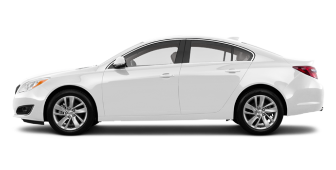 2016 Buick Regal PREMIUM II | Photo 4 | Summit White