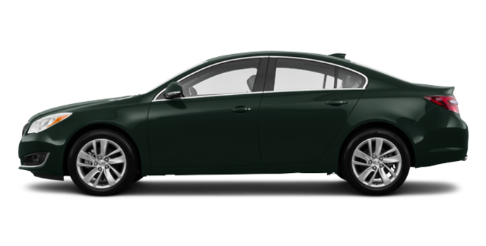 2016 Buick Regal PREMIUM II | Photo 4 | Dark Forest Green Metallic
