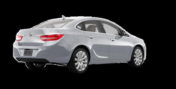 2016 Buick Verano BASE | Photo 5 | Quicksilver Metallic