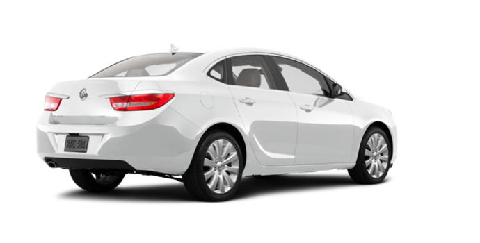 2016 Buick Verano BASE | Photo 5 | Summit White
