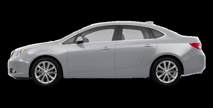 2016 Buick Verano CONVENIENCE | Photo 4 | Quicksilver Metallic