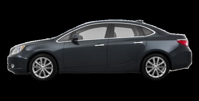 2016 Buick Verano CONVENIENCE | Photo 4 | Graphite Grey Metallic