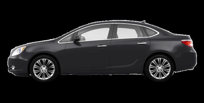 2016 Buick Verano LEATHER | Photo 4 | Graphite Grey Metallic