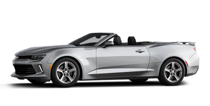 2016 Chevrolet Camaro convertible 1LT | Photo 4 | Silver Ice Metallic
