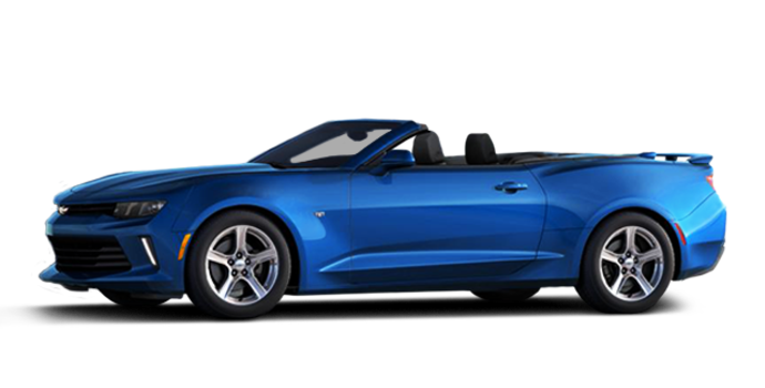 2016 Chevrolet Camaro convertible 1LT | Photo 4 | Hyper Blue Metallic