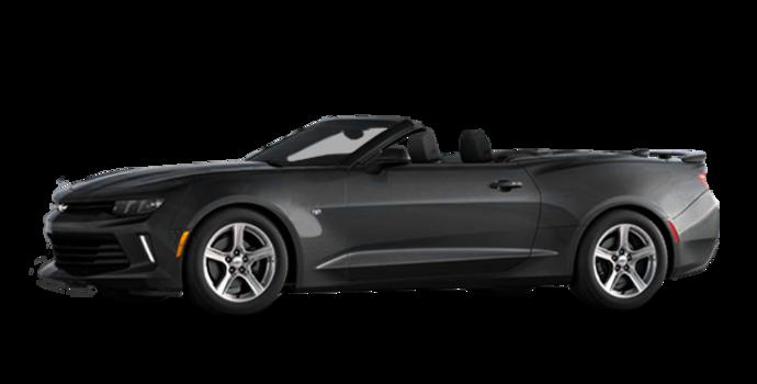 2016 Chevrolet Camaro convertible 1LT | Photo 4 | Nightfall Grey Metallic