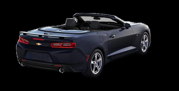 2016 Chevrolet Camaro convertible 1LT | Photo 5 | Blue Velvet Metallic