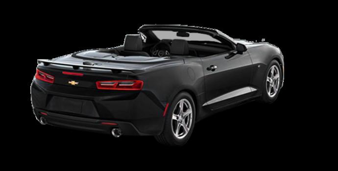 2016 Chevrolet Camaro convertible 1LT | Photo 5 | Black