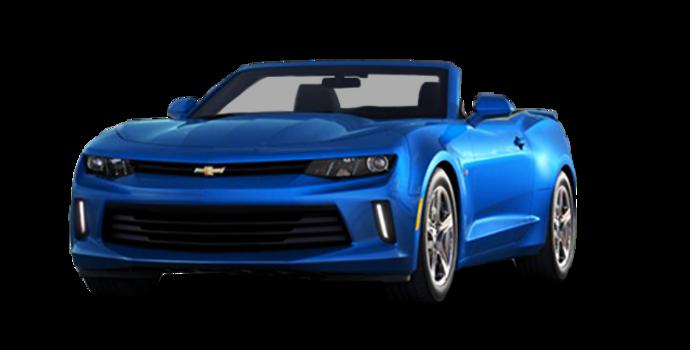 2016 Chevrolet Camaro convertible 1LT | Photo 6 | Hyper Blue Metallic